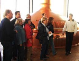 Einblick in die Hohe Kunst des Bierbrauens - Brauerei Schweiger